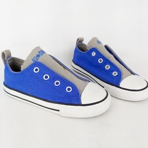 Converse All Star low top laceless sneakers